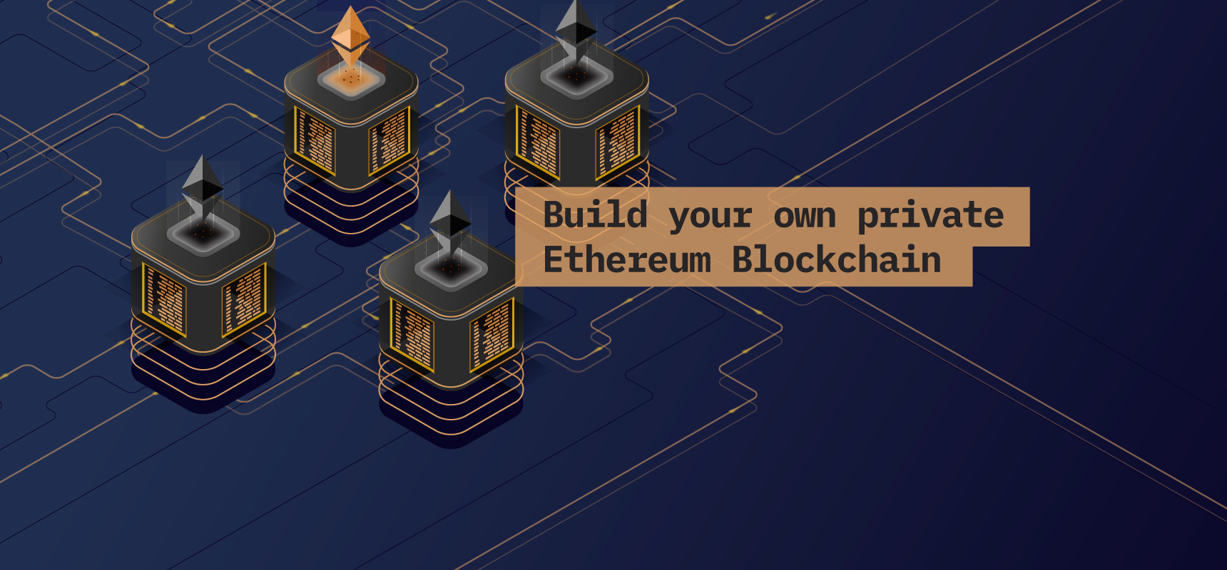 Build Your Private Ethereum Blockchain | #1 Geth
